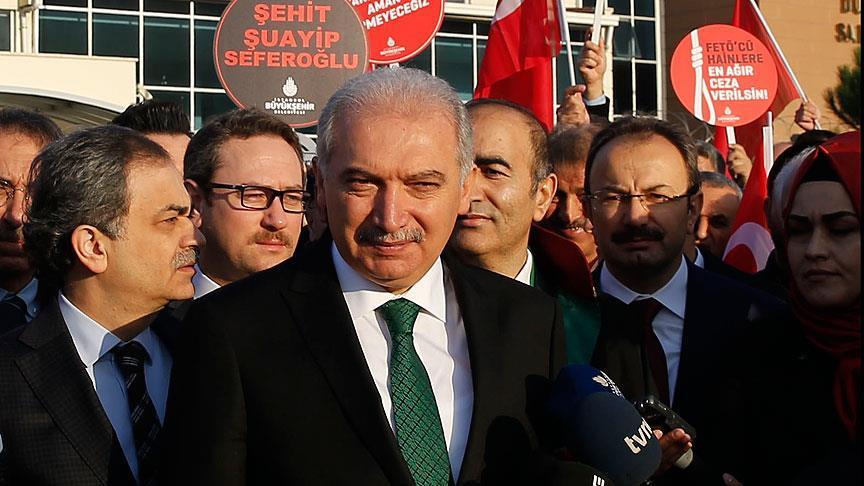 İBB Başkanı Uysal: Suçluların hak ettikleri cezayı almaları tek hedefimiz