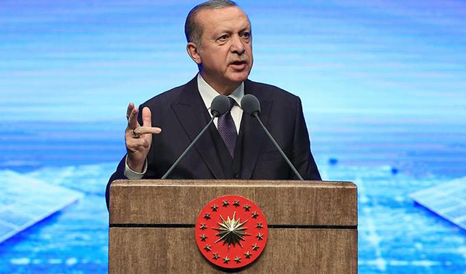 Cumhurbaşkanı Erdoğan: Dövizdeki suni şişkinlik kısa sürede ortadan kalkacak