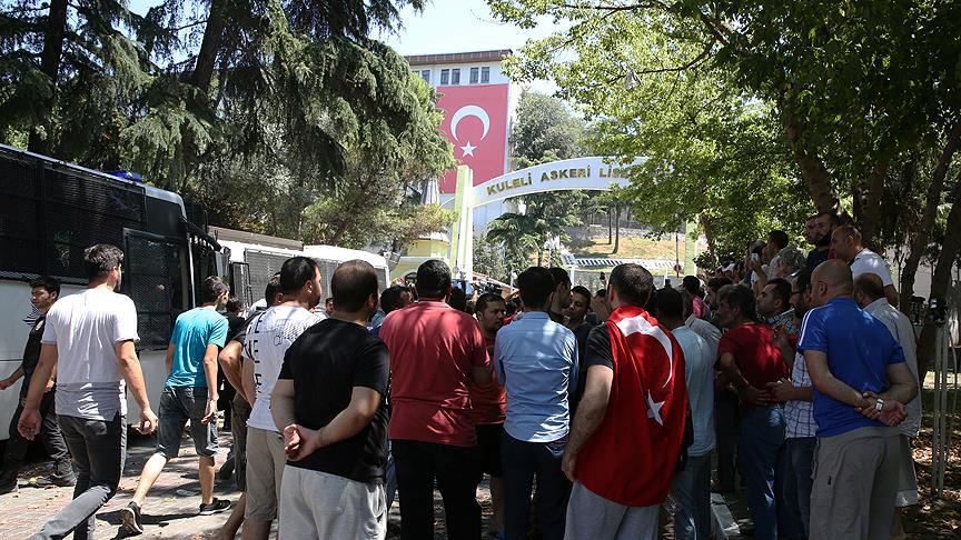 15 Temmuz Çengelköy ve Kuleli iddianamesi hazırlandı