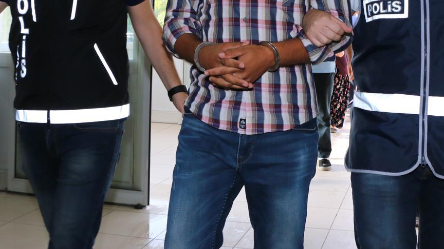 Denizli'de FETÖ'nün 'gaybubet evleri'ne operasyonda 8 tutuklama
