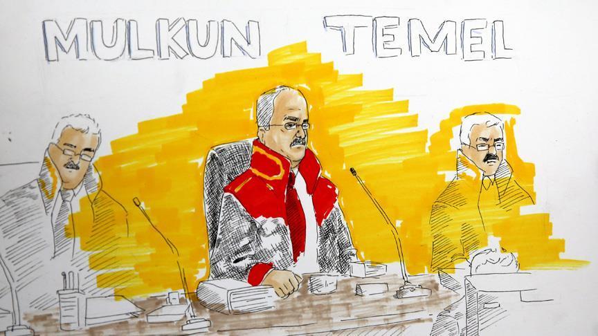 Zekeriya Öz'ü aklayan eski Yargıtay üyesi hakim karşısında