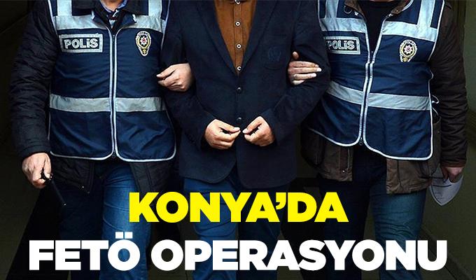 Konya Haber:  Konya'da FETÖ/PDY soruşturması