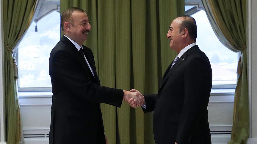 Dışişleri Bakanı Çavuşoğlu: Bölge istikrarı için Azerbaycan ve Türkiye büyük rol oynuyor