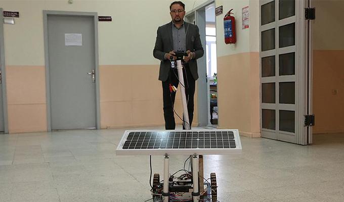 Firariler ve kayıplar 'Gezgin Robot' ile bulunabilecek