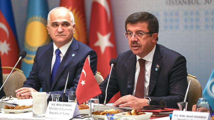 Ekonomi Bakanı Zeybekci: Kardeşler aralarında seyahat ederken vize mi olur