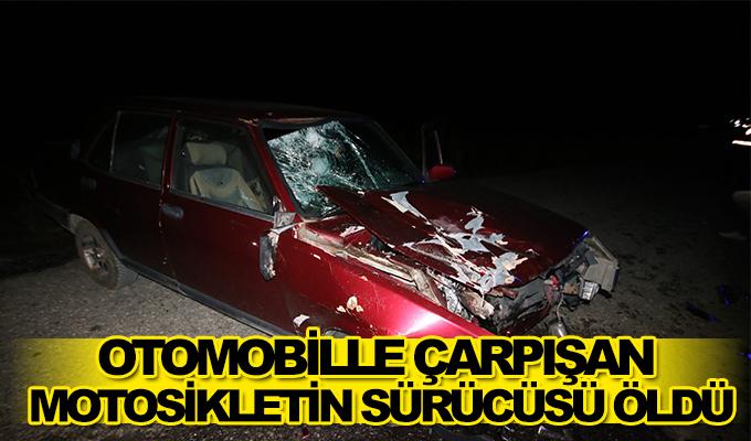 Konya Haber: Otomobille çarpışan motosikletin sürücüsü öldü