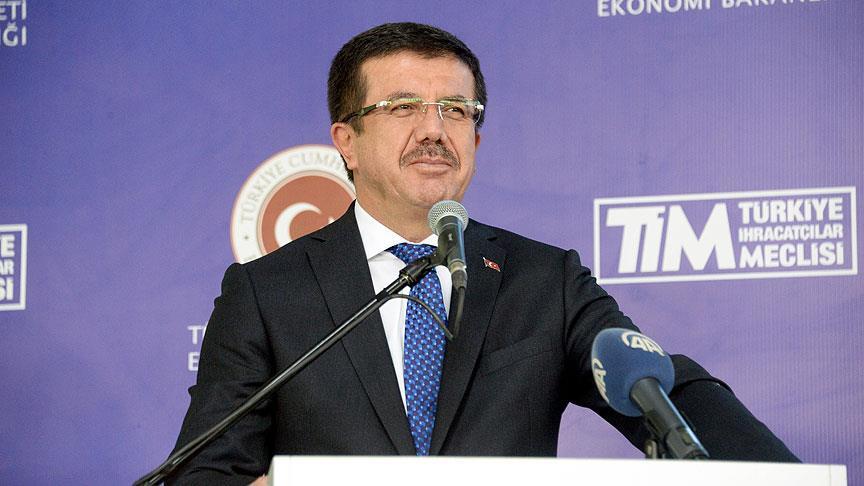 Bakanı Zeybekci: Rakamları açıkladığımızda birileri bıyık altından gülmüştü