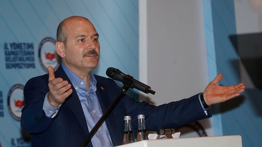 İçişleri Bakanı Soylu: Alevi-Sünni meselesini kaşımak için planlama içinde olmuşlar