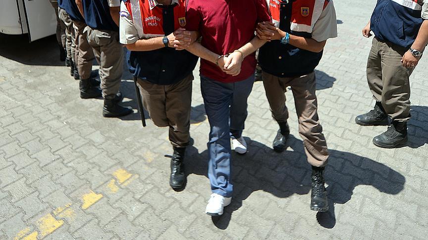 FETÖ'nün Hava Kuvvetleri yapılanması soruşturması: 64 gözaltı