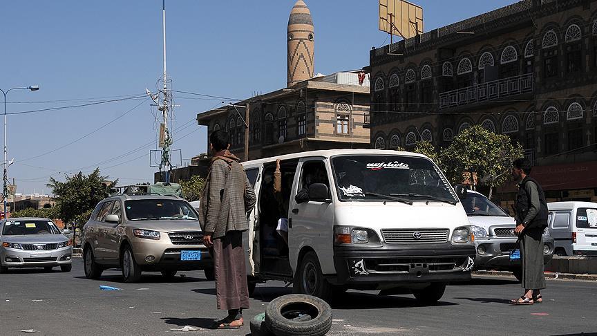 Yemen'de İran Büyükelçiliği'ne