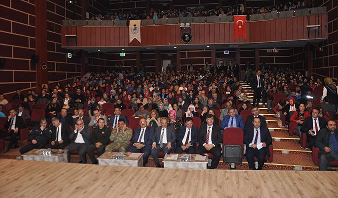 Konya Haber:  Konya Akşehir'de 3 Kasım Dünya Engelliler Günü Kutlandı