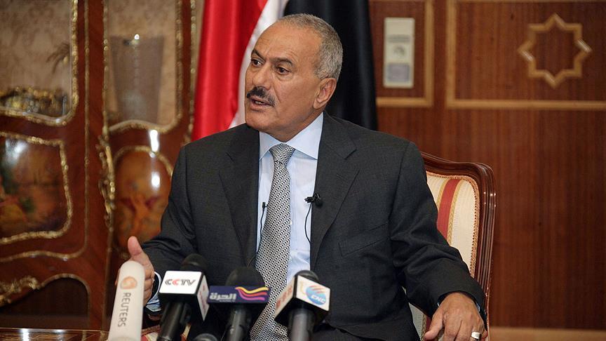 Yemen'de Husiler eski Cumhurbaşkanı Salih'in evini havaya uçurdu