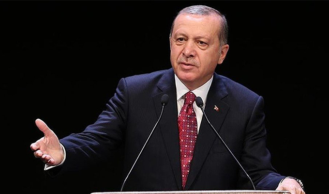 Cumhurbaşkanı Erdoğan 'Engelleri Aşanlar' buluşmasında konuşuyor