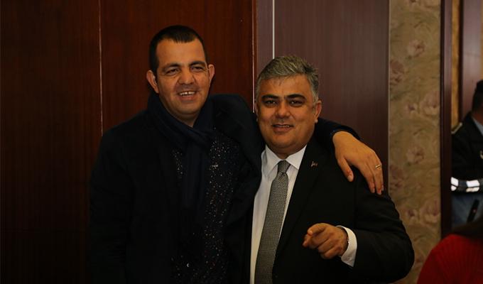 Konya Haber: Başkan Özgüven, engelliler için düzenlenen programa katıldı
