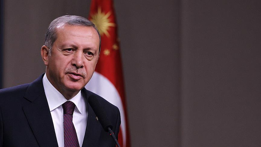 Cumhurbaşkanı Erdoğan'dan engelli şampiyona tebrik
