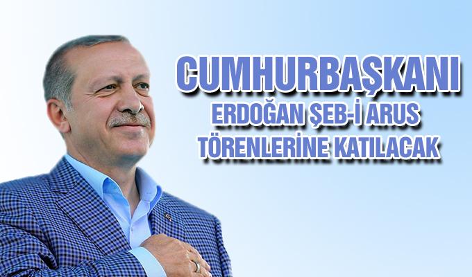 Konya Haber: Erdoğan Şeb-i Arus törenlerine katılacak