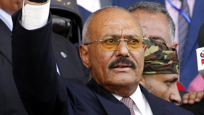 Eski Yemen Cumhurbaşkanı Salih öldürüldü
