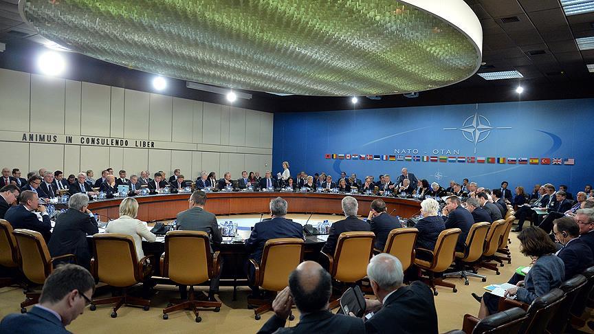 NATO dışişleri bakanları Brüksel'de bir araya gelecek