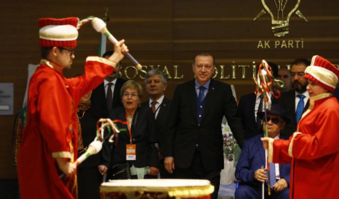 Konya Büyükşehir Mehteran Takımı'ndan Erdoğan'a Fetih Marşı