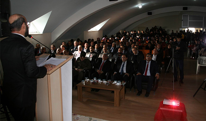 Konya Haber:  Konya Kulu'da Mevlid-i Nebi programı düzenlendi