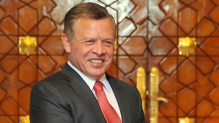 Ürdün Kralı II. Abdullah Türkiye'ye gelecek