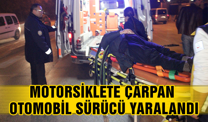 Konya Haber: Konya'da motosiklete çarpan otomobil sürücüsü yaralıları bırakıp kaçtı