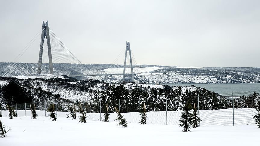Marmara Bölgesi'nde kar bekleniyor