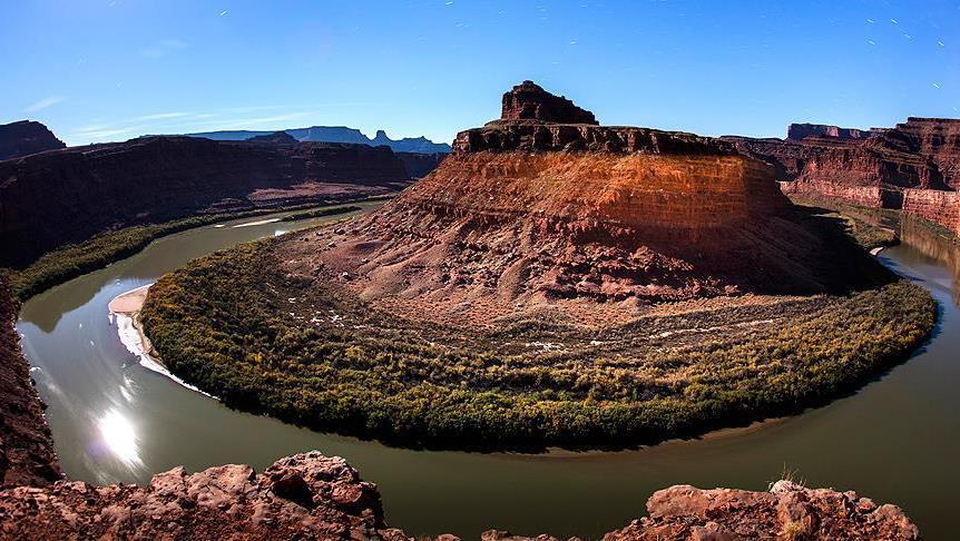 Trump'tan Utah'daki iki ulusal parkı küçültme kararı