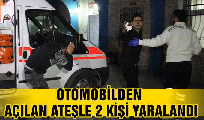 Konya Haber: Otomobilden açılan ateşle 2 kişi yaralandı