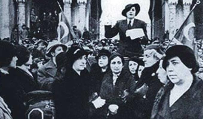 Konya Haber: Kadınlarımız Cumhuriyet ile haklarını kazanmıştır