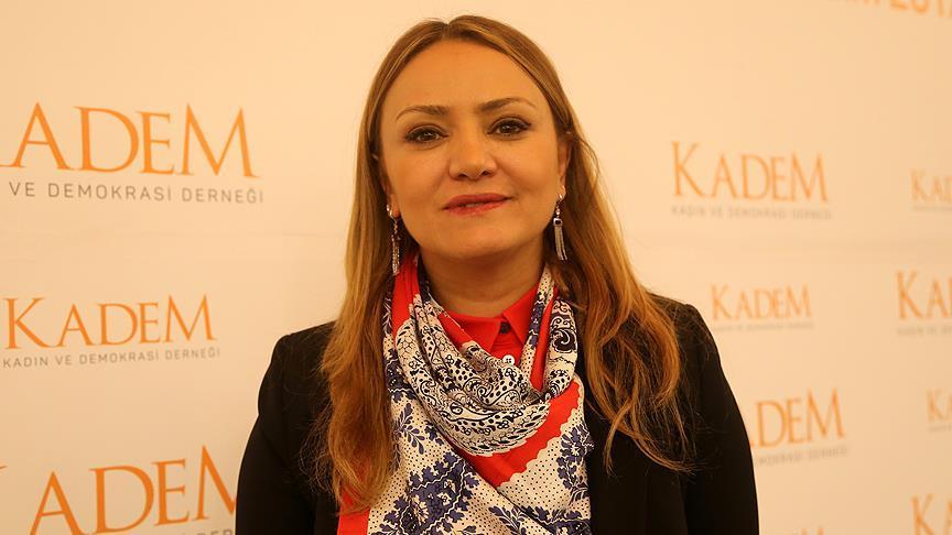 KADEM'in hedefi en az 50 temsilcilik