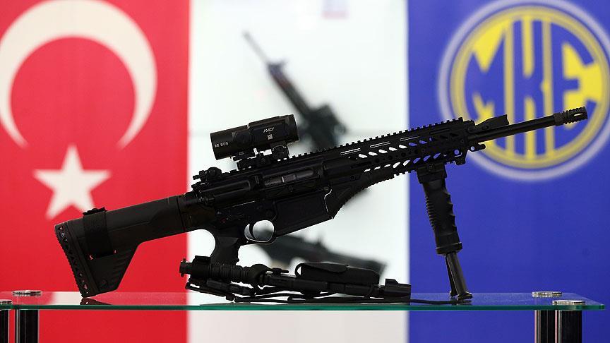 4 bin 'milli tüfek' teslimatı yolda