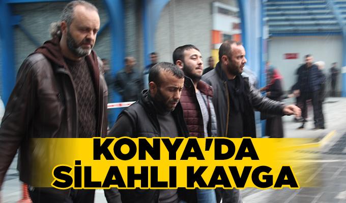 Konya Haber: Konya'daki silahlı kavga