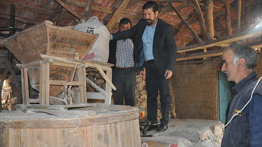 Su değirmeninin 400 yıllık geleneği
