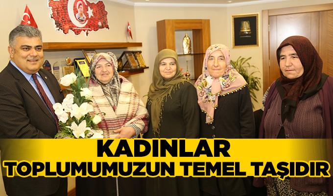 Konya Haber: Kadınlar toplumumuzun temel taşıdır