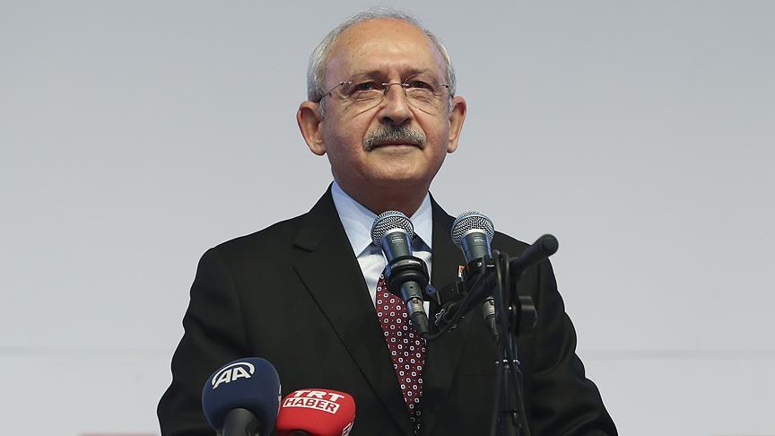 Kılıçdaroğlu'ndan istifa çağrılarına yanıt