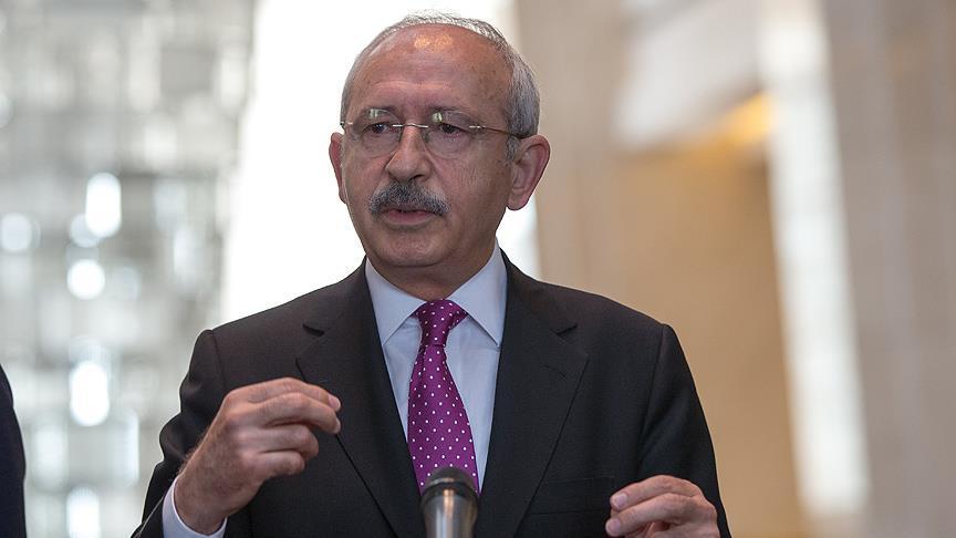 'Kılıçdaroğlu özür dilemelidir'