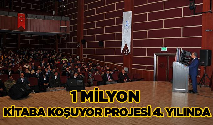 Konya Haber:  Konya Akşehir 1 Milyon kitaba koşuyor projesi 4. yılında