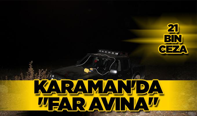 Karaman'da