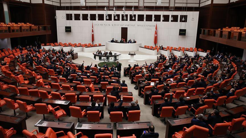 Meclisteki ihtisas komisyonlarında seçim yapıldı