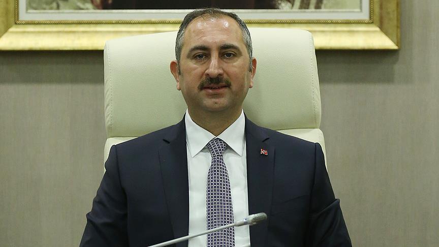 Adalet Bakanı Gül: CHP Genel Başkanı fütursuzca basını tehdit etti