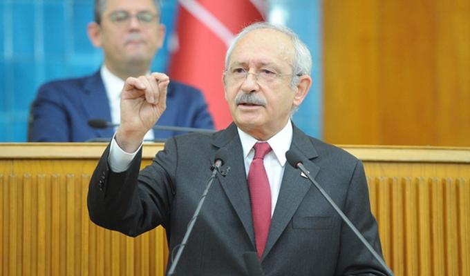 Kılıçdaroğlu'na büyük tepki Sosyal medyada ilk sıraya yerleşti...