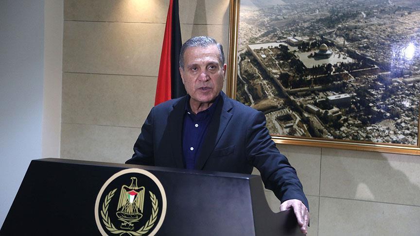 Filistin yönetiminden Trump'ın Kudüs planına tepki