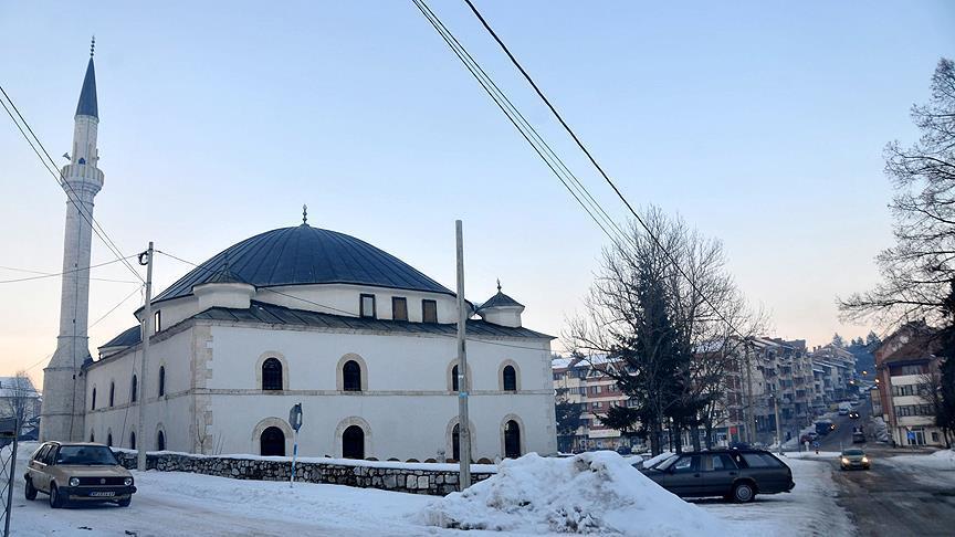 Sırbistan'daki tek selatin cami TİKA ile eski ihtişamına kavuşuyor