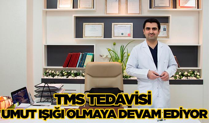 Konya Haber: TMS tedavisi umut ışığı olmaya devam ediyor