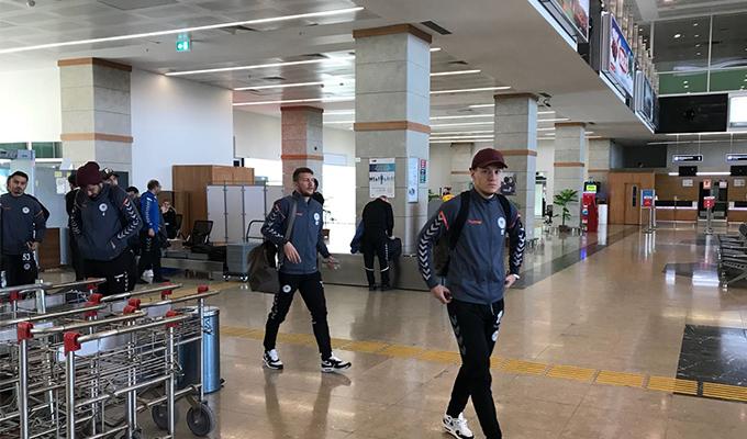 Konya Haber: Atiker Konyaspor Portekiz'e gitti