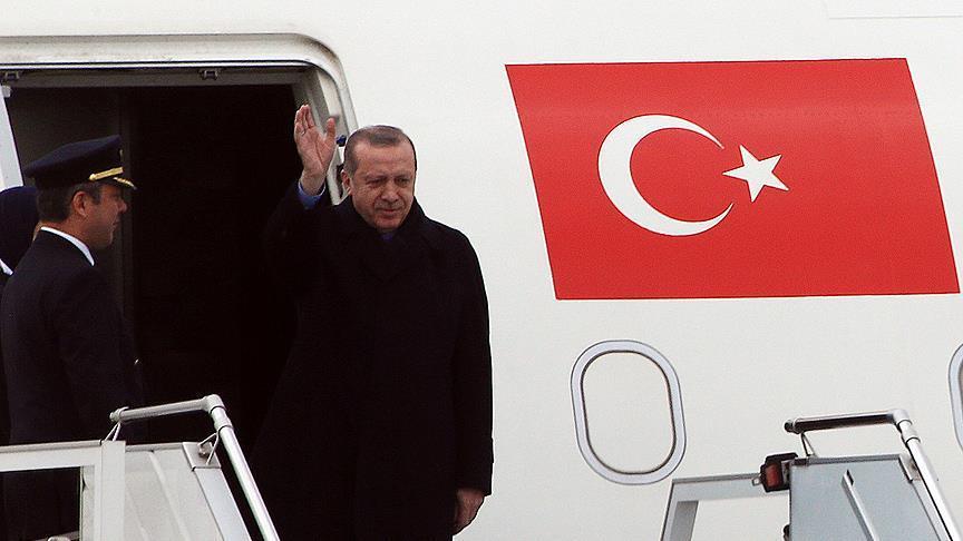 Cumhurbaşkanı Erdoğan'ın 'komşu' ziyareti ikili ticaret için umut