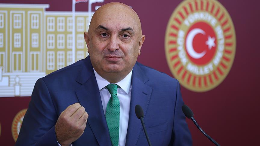 CHP Grup Başkanvekili Özkoç: Ortadoğu'da sadece bir savaş senaryosu yaratılıyor