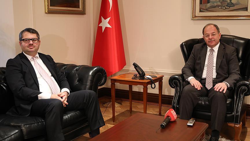 Başbakan Yardımcısı Akdağ: Müslüman ülkeler bu meselede ortak hareket etmelidir