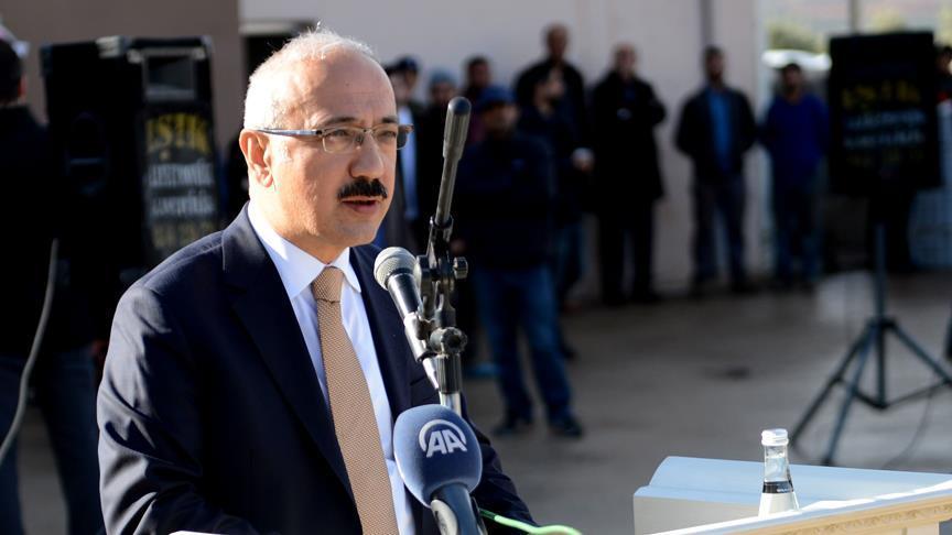 Kalkınma Bakanı Elvan: İnsanlık adına ödül verilmesi gereken tek ülke Türkiye'dir
